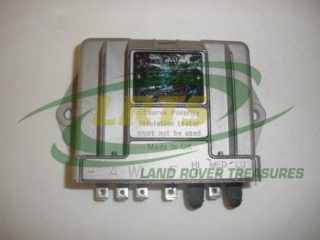 NOS GENUINE LAND ROVER LUCAS CAV 24 VOLTS VOLTAGE REGULATOR PART RTC4763