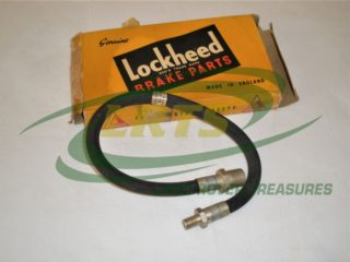 NOS GENUINE LOCKHEED BRAKE HOSE FRONT & REAR AO TRIUMPH VANGUARD MORRIS PART KL57306