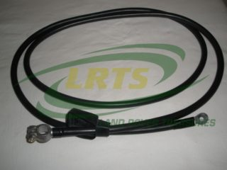 NOS LAND ROVER DEFENDER BATTERY CABLE NEGATIVE 117 CM BATTERY TO EARTH PART PRC9224