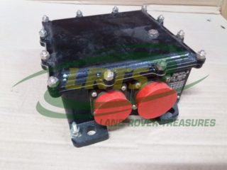GENUINE CAV 24V GENERATOR SHUNT BOX MILITARY LAND ROVER SERIES 3 FFR PART PRC1126 FV760735
