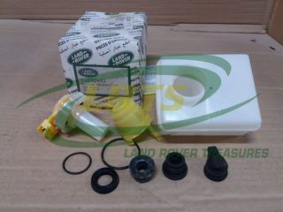 GENUINE LAND ROVER DEFENDER 90 110 BRAKE FLUID RESERVOIR KIT PART STC492