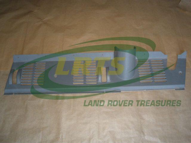 GENUINE LAND ROVER DEFENDER 90 110 RHD DASH PANEL FACIA GREY PART MTC4617LDQ