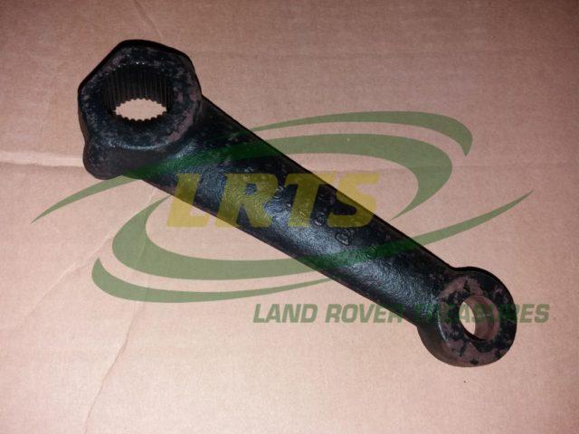 GENUINE LAND ROVER DROP ARM STEERING BOX SERIES 1956 84 PART 595123