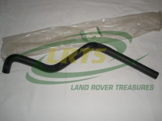 GENUINE LAND ROVER HOSE HEATER OUTLET HOSE DEFENDER 300 TDI LHD PART BTR8395