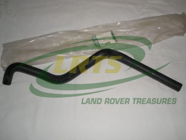 GENUINE LAND ROVER HOSE HEATER OUTLET HOSE DEFENDER 300 TDI LHD PART BTR8395
