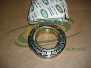 GENUINE LAND ROVER SALISBURY DIFFERENTIAL CARRIER BEARING PART 607187