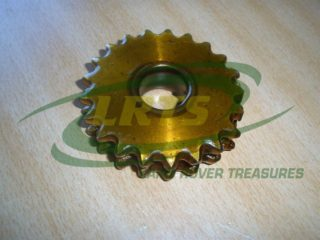 NOS LAND ROVER SERIES DEFENDER TIMING CHAIN IDLER GEAR WHEEL PART 236067