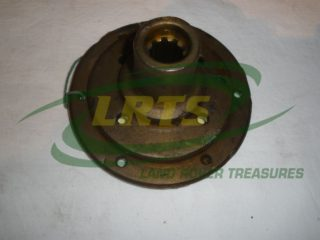 NOS LAND ROVER SERIES GEARBOX REAR TRANSMISSION OUTPUT FLANGE PART 236630