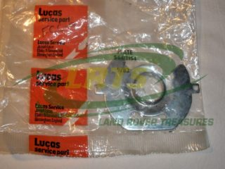 NOS LUCAS DISTRIBUTOR POINT PLATE LAND ROVER SERIES II IIA III PART 54412154