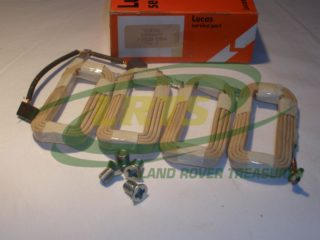 NOS LUCAS STARTER MOTOR FIELD COIL ASSEMBLY LAND ROVER SERIES II III PART 608176