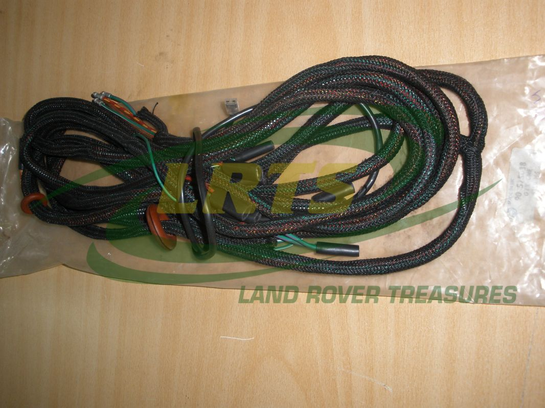 Genuine Land Rover Military Series Iia Chassis Wiring