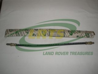 GENUINE LAND ROVER REAR BRAKE FLEXIBLE HOSE LONG WHEEL BASE SERIES 1954-84 PART RTC3353