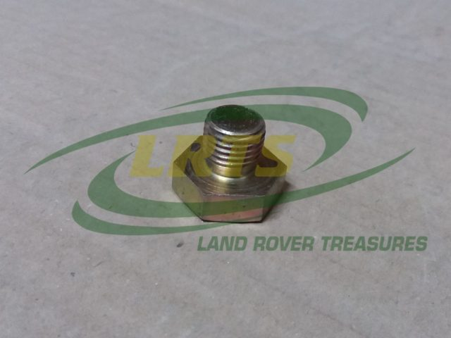 GENUINE LAND ROVER SANATANA SUMP PLUG VARIOUS MODELS PART ERC3316 OR 603224