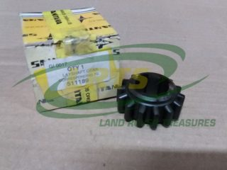 GENUINE LAND ROVER SANTANA 1ST SPEED LAYSHAFT GEAR SUFFIX C ONW SERIES PART 511189