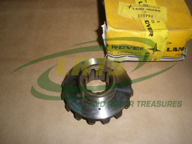 GENUINE LAND ROVER SANTANA DIFFERENTIAL PLANET GEAR SERIES 1948 75 PART 533794