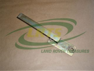 GENUINE LAND ROVER SERIES II IIA STATION WAGON DOOR NUT PLATE PART 333710