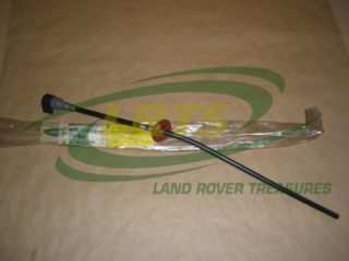 GENUINE LAND ROVER SERIES 3 DASH END SPEEDO CABLE OF TWO-PIECE TYPE PART PRC3717