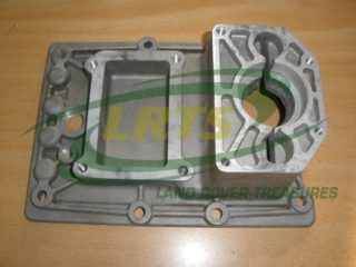 GENUINE LAND ROVER TOP COVER FOR DEFENDER 90/110 V8 LT85 GEARBOX PART FRC5698