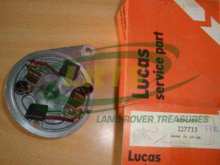 GENUINE LUCAS LAND ROVER DYNAMO ALTERNATOR BRACKET SERIES II IIA PART 227733