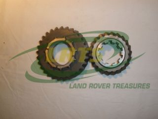 LAND ROVER EARLY SERIES GEARBOX 2ND GEAR SET MAIN AND LAYSHAFT GEAR PART 245766