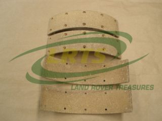 NOS BRAKE SHOE LINING SET LAND ROVER SERIES DEFENDER LWB 101FWC PART STC2795 510575