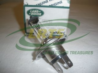 NOS GENUINE LAND ROVER 12 VOLTS HALOGEN HEADLAMP BULB VARIOUS MODELS PART 589783