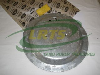 NOS GENUINE LAND ROVER BONNET BASE PLATE SERIES 88 & 109 PART 333458