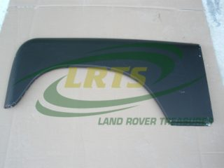 NOS GENUINE LAND ROVER LEFT HAND OUTER WING PANEL SERIES II IIA & III PART 330427