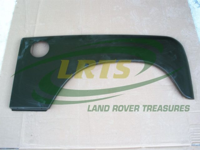 NOS GENUINE LAND ROVER RIGHT HAND OUTER WING PANEL LEFT HAND DRIVE SERIES III PART 347474