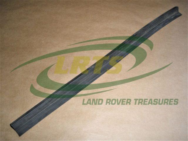 NOS EX MOD LAND ROVER SLIDE WINDOW RUBBER SEAL SERIES III & DEFENDER PART 330798 332230