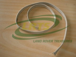GENUINE LAND ROVER CANVAS BONNET REST STRIP LIGHTWEIGHT SERIES IIA III PART 335379