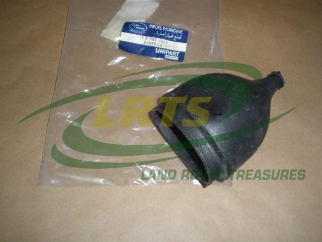 GENUINE LAND ROVER DUST MOISTURE RUBBER SEAL BOOT MILITARY DEFENDER SERIES PART PRC1507
