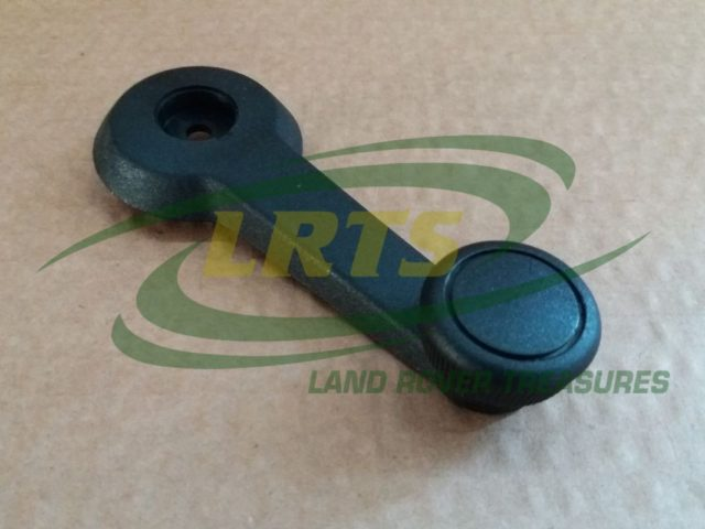 GENUINE LAND ROVER SCREW TYPE INTERIOR WINDOW WINDER HANDLE DEFENDER PART RTC3939PMA
