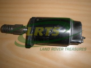 GENUINE LAND ROVER STARTER MOTOR ASSEMBLY LUCAS SERIES IIA & III PART RTC3854