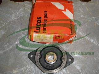 GENUINE LUCAS LAND ROVER SERIES III END PLATE STARTER MOTOR PETROL ENGINES PART 608174