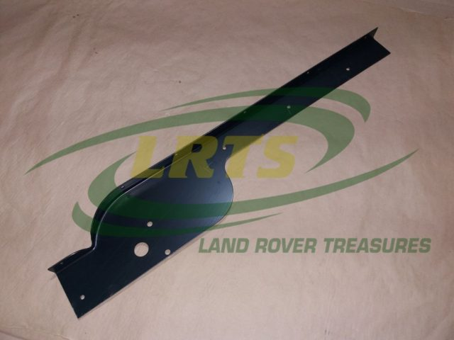 GENUINE SANTANA LAND ROVER REAR LEFT HAND CORNER CAPPING BLACK PART 156629