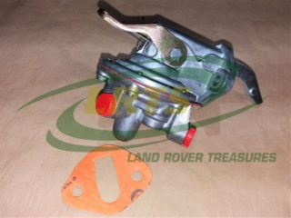 LAND ROVER OEM FUEL LIFT PUMP 2.25 AND EARLY 2.5 DIESEL ENGINE MODELS SERIES II III PART 563146G
