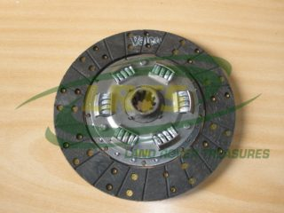 LAND ROVER SERIES 1970-84 CLUTCH FRICTION PLATE 4 CYLINDER ENGINES PART FRC2297