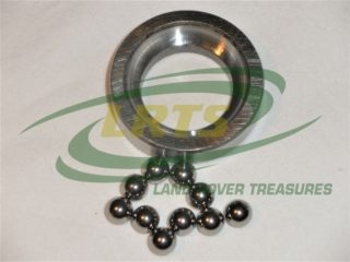 LAND ROVER SERIES RANGE ROVER CLASSIC STEERING BOX BALL RACE ADJUSTER ASSEMBLY PART 271384 & BLS109L