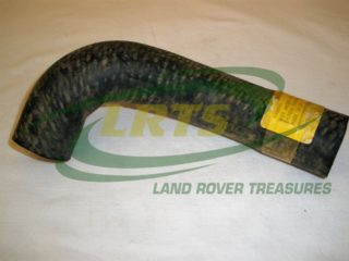 NOS GENUINE LAND ROVER ANGLED BOTTOM HOSE 101 FORWARD CONTROL PART 598834