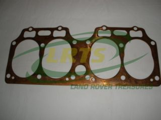 NOS GENUINE LAND ROVER EARLY SERIES I 1954 2L PETROL HEAD GASKET PART 231046