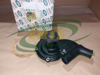 NOS GENUINE LAND ROVER SERIES 3 MILITARY WATER PUMP 2.25L 7 STUD PART RTC6327