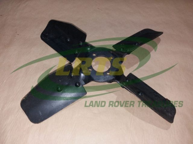 NOS GENUINE LAND ROVER SERIES DEFENDER FAN BLADE ASSEMBLY PART 512018