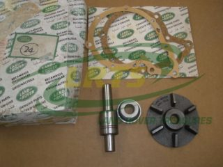 NOS GENUINE LAND ROVER WATER PUMP REPAIR KIT 2.25L SERIES & FWC PART RTC3072