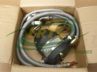 NOS GENUINE LUCAS 24 VOLTS DISTRIBUTOR LAND ROVER SERIES FFR LIGHTWEIGHT PART 526265