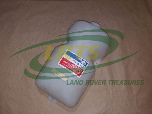 NOS GENUINE UNIPART LAND ROVER WASHER BOTTLE SERIES 3 GWW928 PRC1080