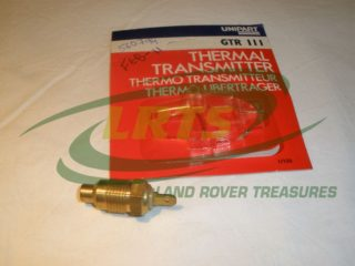 NOS UNIPART OIL WATER TEMPERATURE TRANSMITTER LAND ROVER SERIES PART GTR111 560794