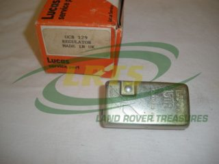 NOS GENUINE LUCAS LAND ROVER ALTERNATOR REGULATOR DEFENDER RRC PART AEU1526 UCB129