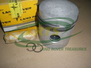 NOS GENUINE SANTANA LAND ROVER PISTON ASSEMBLY PART 164323