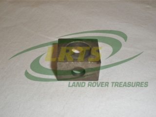 NOS LAND ROVER BLOCK SHAFT FOR TRANSFER BOX SERIES PART 233406